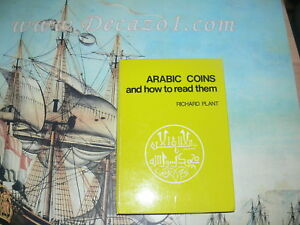 Plant-Richard-ARABIC-COINS-AND-HOW-TO-READ-THEM-Seaby-1973-First-Edition