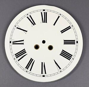 altes-ZIFFERBLATT-D-240-Uhrenzifferblatt-f-Uhrwerk-Wanduhr-Uhr-clock-dial
