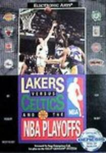 Lakers vs. Celtics and the NBA Playoffs [Sega Genesis] [Cartridge Only]