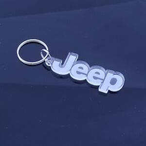 Jeep-Car-Truck-Badge-Keyring-Handmade-Laser-Cut-Gift