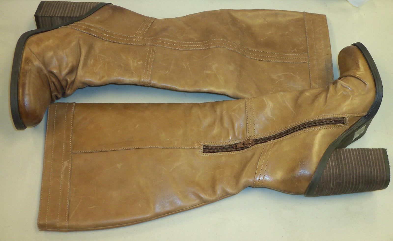 Jessica Simpson NEU Damenschuhe Tustiny Braun Stiefel 5.5 M Schuhes