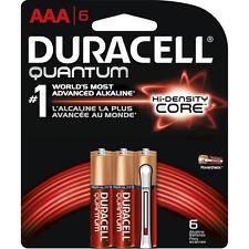 Duracell Quantum Alkaline Batteries AAA 4/pk Durqu2400b4z Qu2400b4z