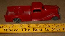 """Metal Masters Co. Pick-Up Truck , red Approx 6-1/2"""" X 1-7/8"""" X 1-7/8"""""""