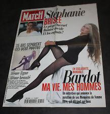 Affiche Pub Paris Match Brigitte Bardot