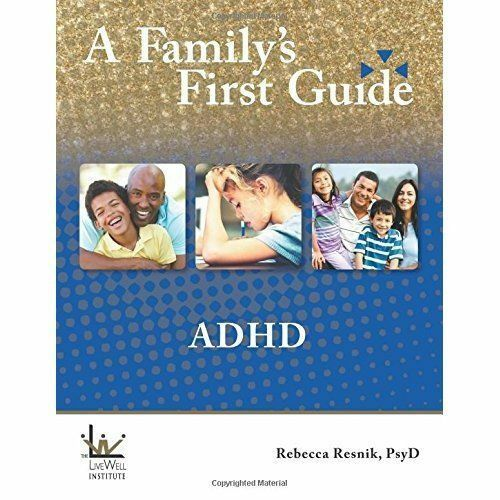 A Family's First Guide: ADHD by Rebecca Resnik (Paperback / softback, 2016)