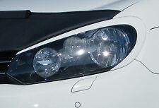 Scheinwerferblenden Scheinwerferblendensatz Mask ABS für VW Golf 6 Typ 1K