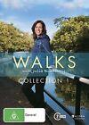 Walks With Julia Bradbury : Collection 1 (DVD, 2015, 2-Disc Set)