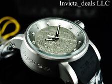 a8c90abba Invicta Men S1 Yakuza Dragon Automatic NH35A Silver Dial Black & Red SS  Watch