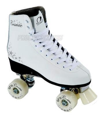 SFR Cosmic Roller Skate - Weiß Rollerskates