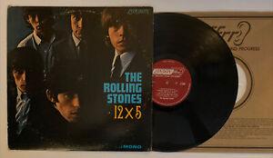 Rolling Stones - 12x5 - 1964 US Mono 1st Press London FFrr LL 3402 VG++