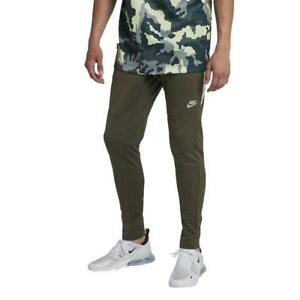 Image is loading Nike-Sport-Pants-Sportswear-Tribute-Joggers-stretch-ankle- fb0be483f35