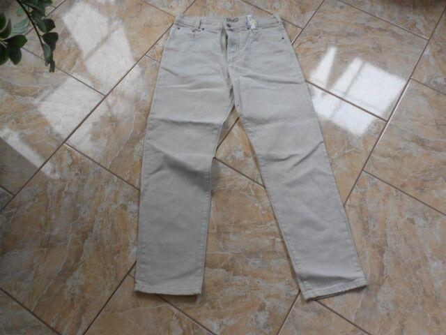 H3975 Joker  Jeans W34 Beige  Gut  | | | Neuheit  236c6f
