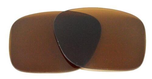 Oakley Bronze Verre Polarisées Rechange De Carré Loquet Neuves Pour x5qq6zIYw