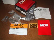 ENYA 53 4 C Standard Tool Set NEW In Packet Enya Four Stroke Some Crossover NI