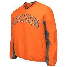 Denver Broncos Men's Ripstop Pullover Jacket M Medium NFL Football NEW WITH TAGS