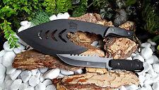 Beil + Messer Axt Knie Tomahawk  Bowie Buschmesser Costello Asia Hunting