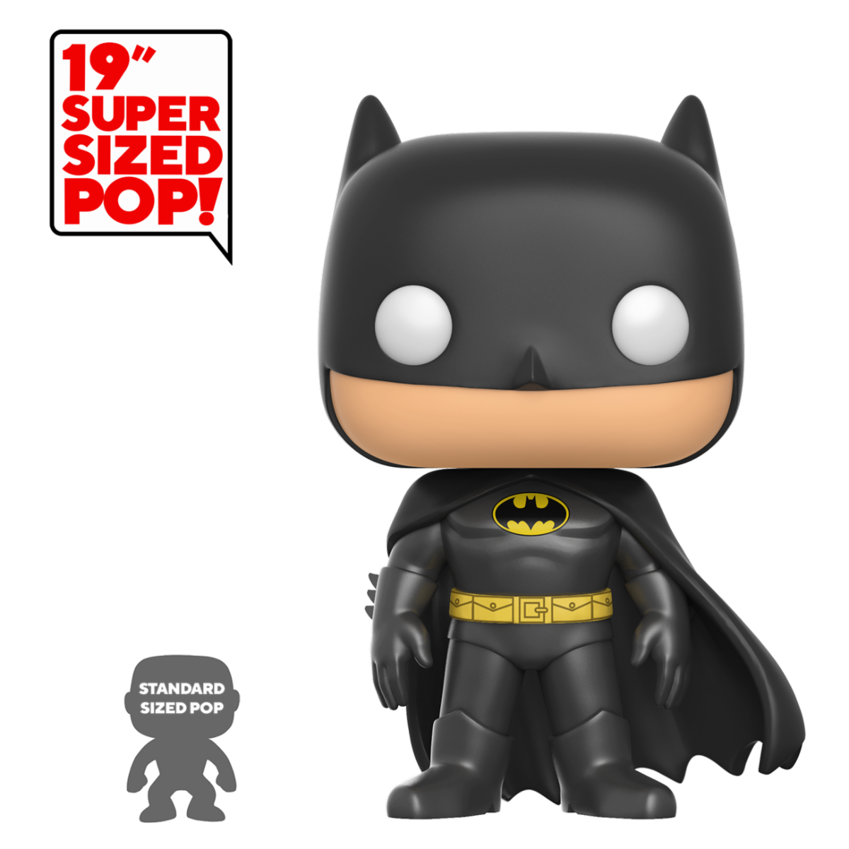 Diverdeimentoko Super  dimensioni pop 19  BATuomo PREORDER GENNAIO 2020  vendita di offerte