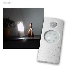 LED Nachtlicht Eingangsleuchte mit Bewegungsmelder, Lichtsensor, Batteriebetrieb