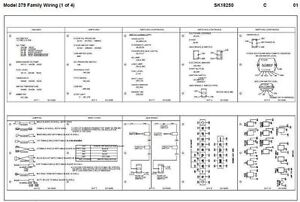 2000 379 peterbilt wiring diagram peterbilt wiring schematic 1970 - july 1994 peterbilt 379: 357,375,377,378,379 wiring ...