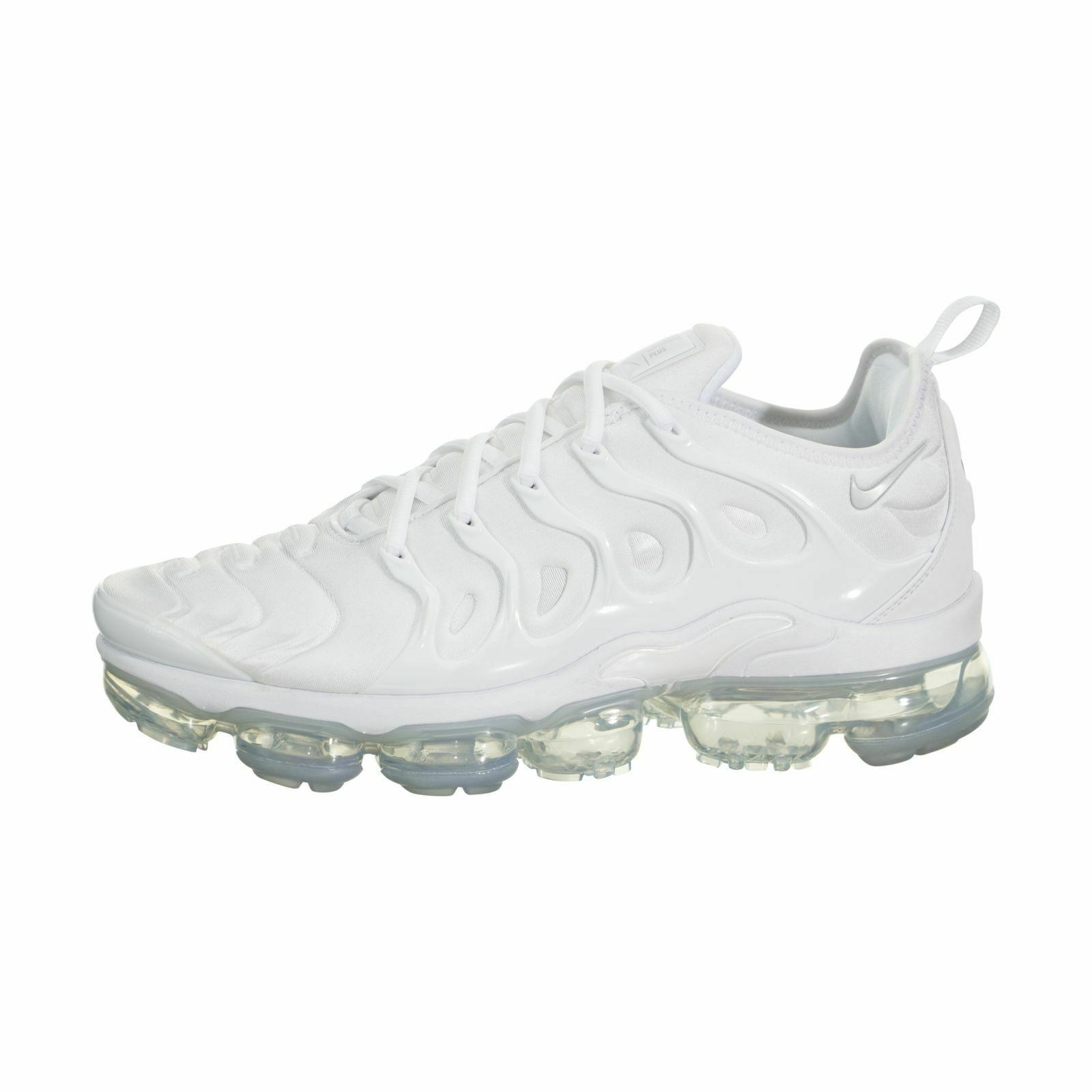save off 60121 35472 Nike Air Vapormax Plus White Pure Platinum Men Running Shoes SNEAKERS  924453-100 10.5
