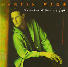CD - Martin Page - In The House Of Stone And Light - A793
