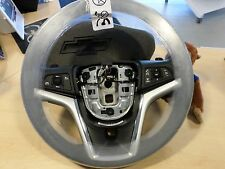 2012-2015 Camaro GM Automatic Leather Steering Wheel W/Stone Stitching 22790895
