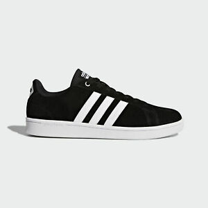 Details about Adidas NEO Clourfoam Advantage [B74226] Men Casual Shoes Raw  Black/White