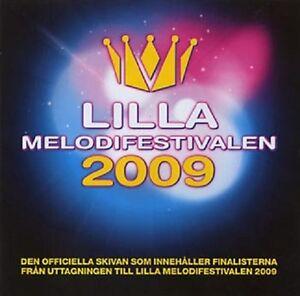 Lilla-Melodifestivalen-2009-Swedish-SVT-TV-Show
