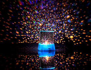Color Changing Star Beauty Starry Sky Projector Night