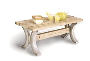 Admirable Details About Park Bench Table Garden Patio Furniture Yard Deck Wood Seat Wooden Home Outdoor Inzonedesignstudio Interior Chair Design Inzonedesignstudiocom