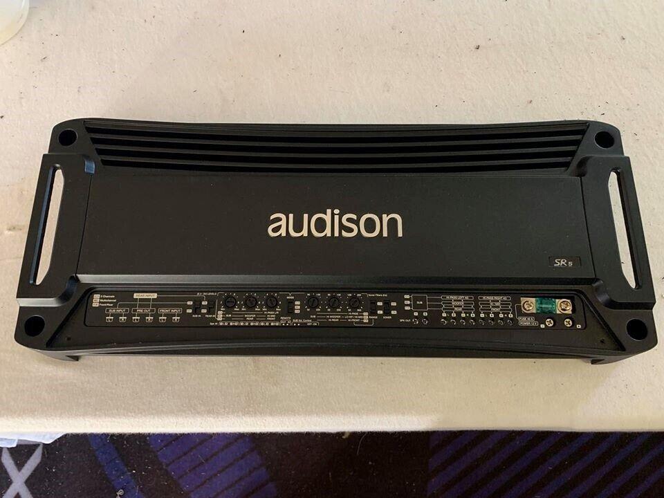 Audison Sr5, Forstærker
