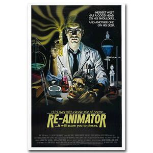 Ghostbusters 1988 Movie Art Silk Poster 12x18 24x36