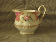 Royal Albert Lady Carlyle Creamer & Sugar Bowl