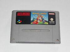 Super Nintendo SNES - WARIO'S WOODS OTTIMO PAL Super Mario