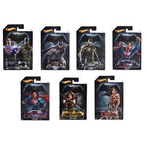 Hot-Wheels-DJL47-Batman-V-Superman-Dawn-of-Justice-Diecast-Cars