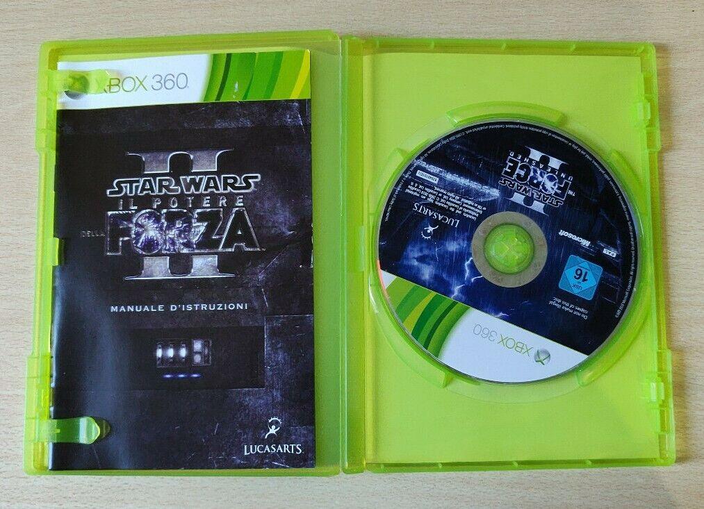 XBOX 360 STARWARS IL POTERE DELLA FORZA 2 - jeu StarWars