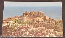 Cartolina non viaggiata postcard castiglione della pescaia castello photocolor