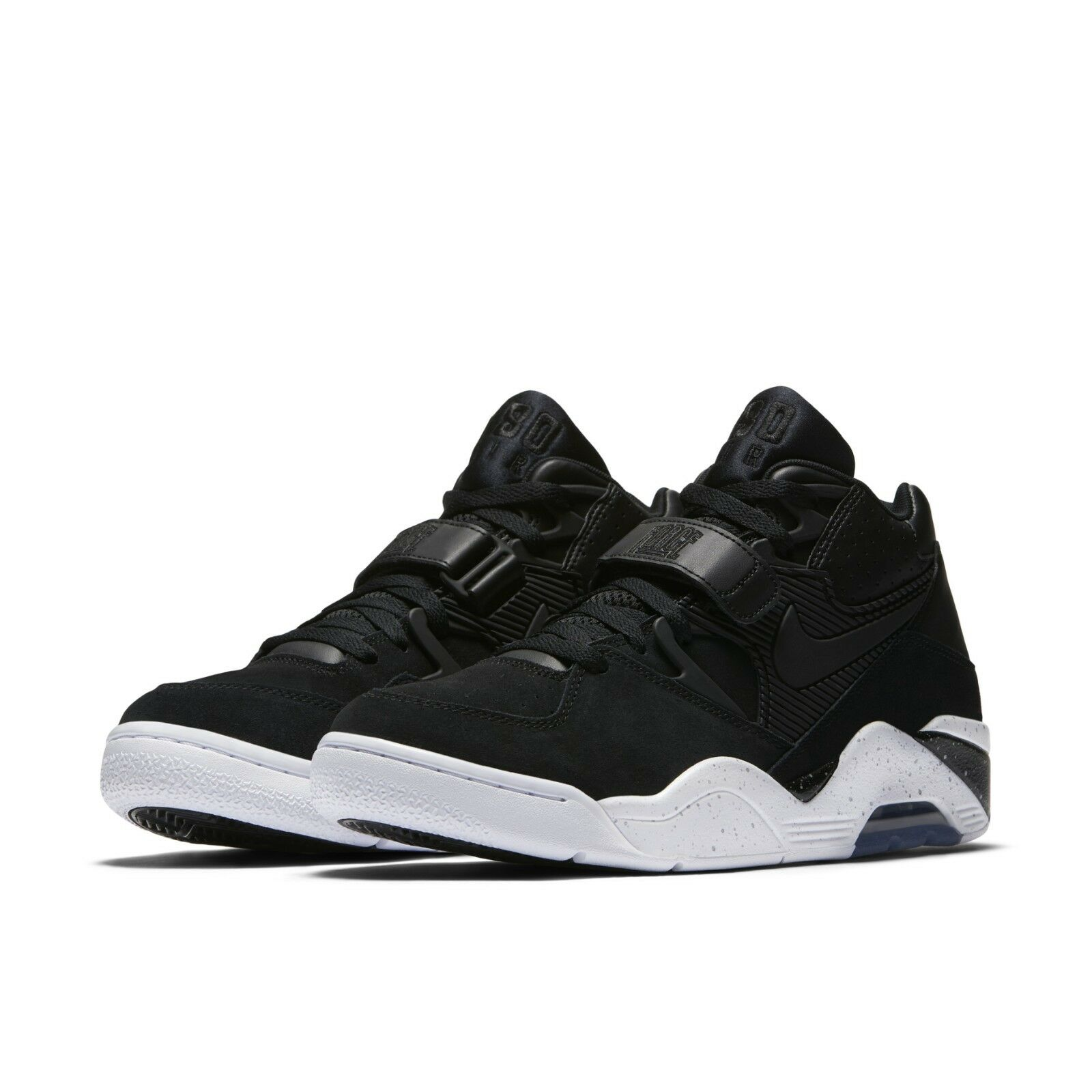 Nike air force 180 uomini e bianchi e uomini neri 310095-003 scarpe barkley scarpe casual 3b5f60