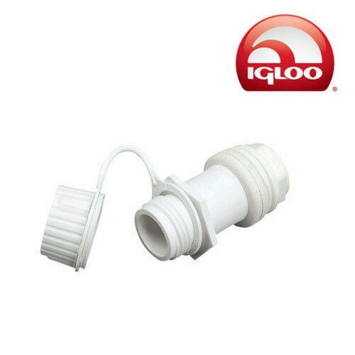 Genuine Igloo Cooler Remplacement filetage bouchon de vidange