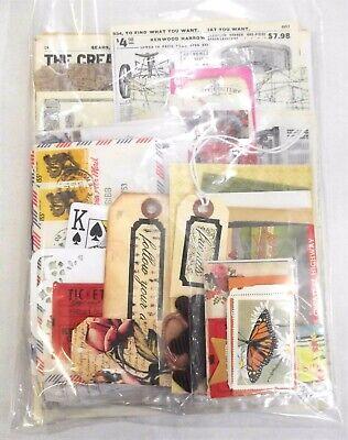 Ephemera Pack Ephemera Kit Pink Junk Journal Kit Junk Journal Supply Valentine Ephemera Lot Art Journal Ephemera Junk Journal Vintage