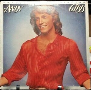 ANDY-GIBB-Shadow-Dancing-Album-Released-1978-Vinyl-Record-Collection-US-pressed