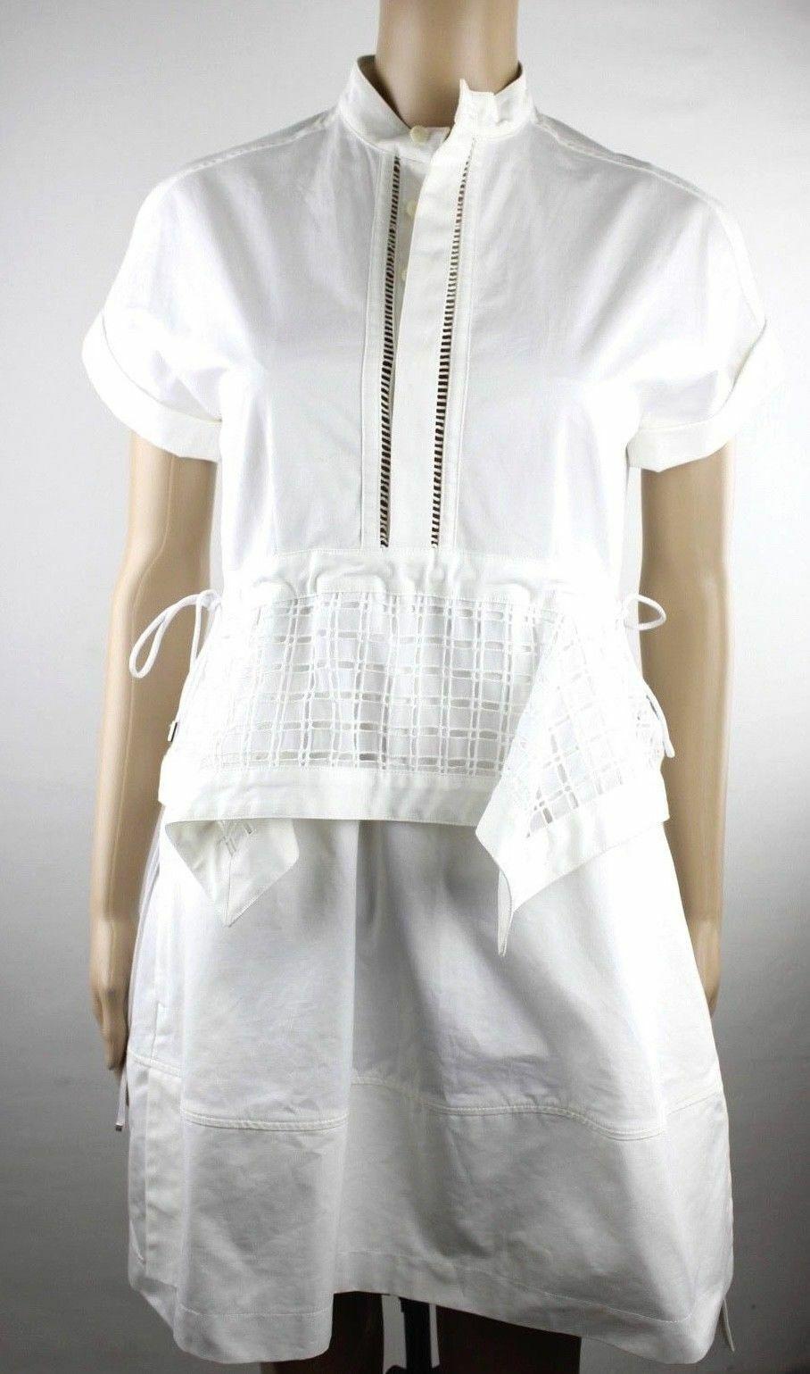 DIESEL schwarz Gold Damen Damen Damen Kleid DORY Abendkleid Cocktailkleid in Weiß 36 S 9b1552