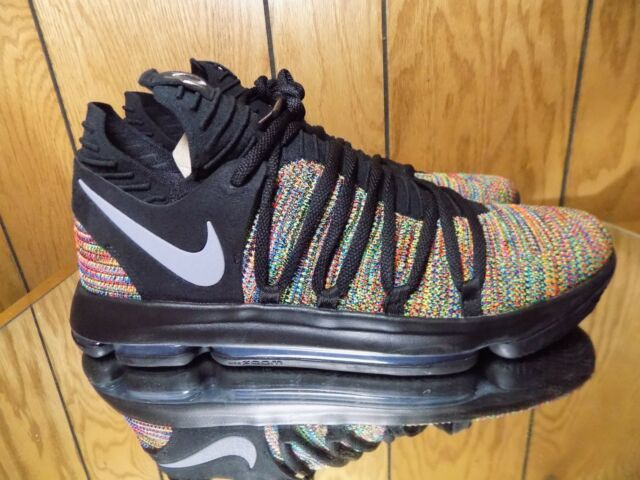 check out fee3c beee3 NIKE ZOOM KD10 KD 10 X FLYKNIT