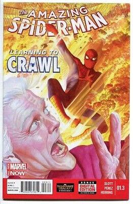 AMAZING SPIDER-MAN #1.3 MARVEL COMICS VF//NM CB887