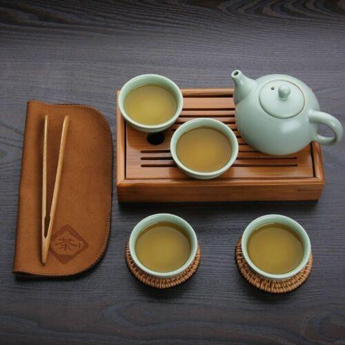 Tea Tray Cup Teapot Tray Chinese Culture Bamboo Tea Board Kung Fu Tea Tools