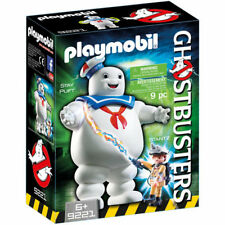 PLAYMOBIL Ghostbusters Stay Puft Marshmallow Man - Ghostbusters 9221