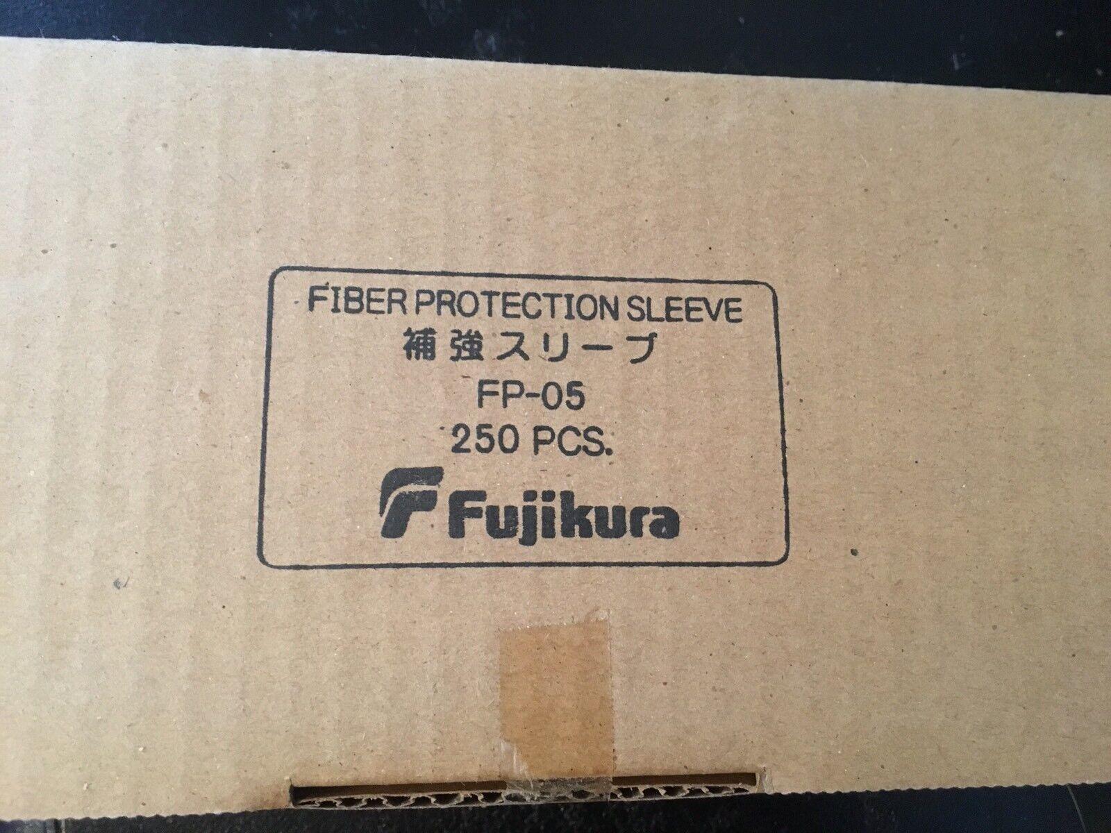 Fujikura FP-05 Fibra Protección Manga Caja de 250 250 250 9411ed