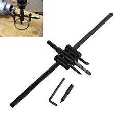 Einstellbare 30-300mm Metall Holz Kreisloch Säge Bohrer Cutter Kit DIY Werkzeug