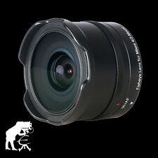 Dörr Fisheye Fischaugenobjektiv 12mm F/7,4 für Canon EOS M M3 M10