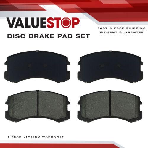 Disc Brake Pad Set Front VALUESTOP VSD904 fits 2002-2007 Mitsubishi Lancer